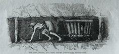 Anoniem - Nederlands (Jong meisje dat een vracht kolen voortsleept) (1844)