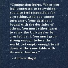 """""""It is both a blessing and a curse to feel everything so deeply."""" #enfp #myersbriggs #mbti #allthefeels"""