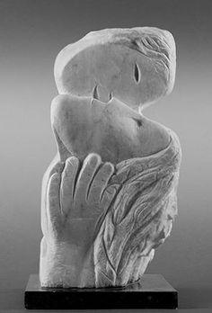Marc Chagall (1887-1985) - Deux-têtes-à-la-main