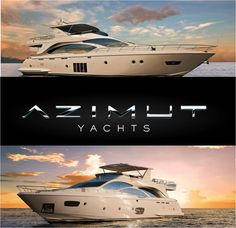 Azimut Yachts, Italian yachts