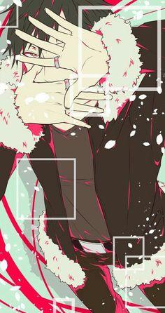 Izaya Orihara • Wallpaper • Durarara ||