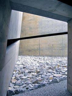 地中美術館, Chichu Art Museum, Naoshima, Japan | da Ken Lee 2010