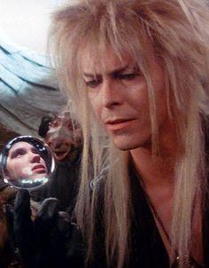 Jareth, the Goblin King (David Bowie). David Bowie Labyrinth, Labyrinth 1986, Labyrinth Movie, Labyrinth Goblins, Goblin King Labyrinth, Jim Henson Labyrinth, Labrynth, The Thin White Duke, King David