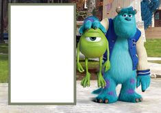 Monsters University Kids Transparent PNG Frame