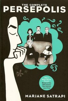 #WomensHistoryMonth#WomensHistoryMonth Persepolis ( http://ift.tt/2nrJvNY ) Persepolis is a graphic autobiography by Marjane Satrapi depicting her childhood up to her early adult years in Iran during and after the Islamic revolution. The title is a reference to the ancient capital of the Persian Empire Persepolis. Newsweek ranked the book #5 on its list of the ten best non-fiction books of the decade. Originally published in French it has been translated into several languages including…