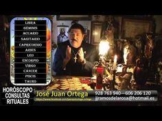 Horóscopo Semanal, consultas y ritual - José Juan Ortega