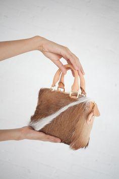 Mini Island Bag in Springbok