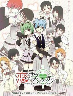 My dream assassination classroom ships Karma, Nagisa X Kayano, Okuda, Vanitas, Inuyasha, Funny Moments, Assassin, Anime Characters, Fiction