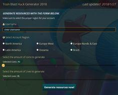 toon blast hack generator 2018