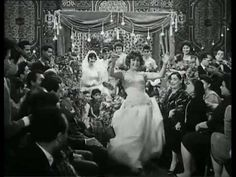 Egypt - Nagwa Fouad - Belly Dance from Film 'The Ruined Honeymoon' 1960