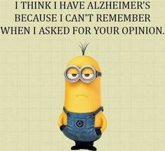 🙊so so soooooo true Funny Minion Memes, Minions Quotes, Minion Humor, Minion Sayings, Funny Cute, Hilarious, Minion Mayhem, Minion Pictures, Sarcastic Quotes