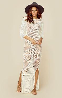 SELINA MAXI DRESS
