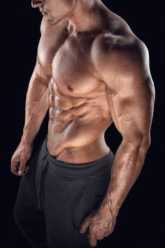 How Much Muscle Can You Build Naturally? (With a Calculator) | If you want to know how much muscle you can build without steroids, and how fast, then you want to read this article.