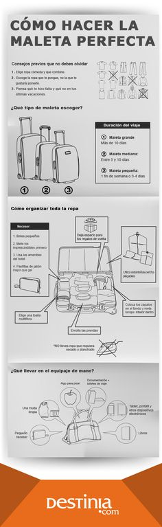 tips de viajes maleta & tips viajes maleta + tips de viajes maleta Packing Tips, Travel Packing, Travel Tips, Places To Travel, Travel Destinations, Travelling Tips, Traveling, Eurotrip, Travel Essentials
