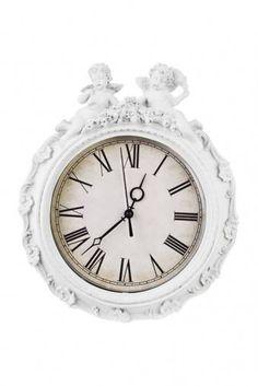 Купить Часы настенные «Старинные ангелочки» за 2470руб. | Красный Куб