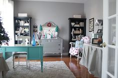 What acute and uplifting space!