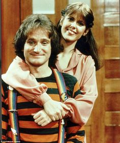 Calling Mindy: Robin Williams and Pam Dawber will reunite on the small screen in sitcom The Crazy Ones after starring alongside each other i...