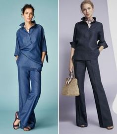 Hints and tips to stay simply elegant Sewing Clothes, Current Events, Chic Outfits, Casual Chic, Ideias Fashion, Natural Hair Styles, Dress Up, Formal, My Style