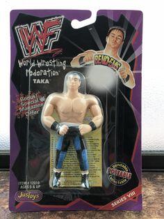 WWF Bendable Figure TAKA(Just Toys)