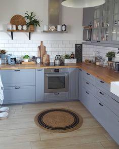 ideas kitchen countertops diy laminate stainless steel for 2019 Home Decor Kitchen, Kitchen Interior, New Kitchen, Home Kitchens, Dream Kitchens, Kitchen Vent, Kitchen Country, Glass Kitchen, Kitchen Countertops