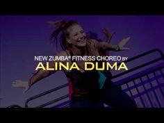 Grupo Extra - ME ENAMORE DE TI Y QUE? - by ALINA DUMA(Zumba Ⓡ Fitness Choreo) - YouTube