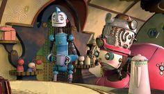 Blue Sky Studios- Robots