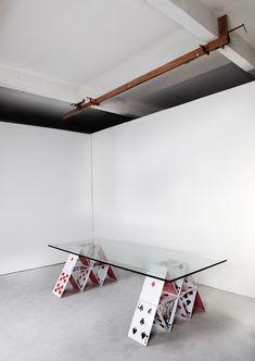 House of Card Table by Mauricio Arruda  moveis-Mauricio80_baixa