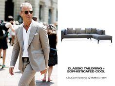 Urbanspace Interiors – Furniture + Fashion Mash-Up: Matthew Hilton on the Street