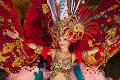 Tenerife Carnival-Spain