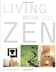 Living with Zen by Ou Baholyodhin, http://www.amazon.com/dp/0804832668/ref=cm_sw_r_pi_dp_5tLAqb0KK4ZEC