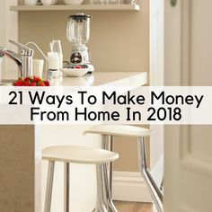 When life needs a second income. Household expenses can get expensive. Learn 21 ways to make money working from home in Ways To Earn Money, Earn Money From Home, Earn Money Online, Money Saving Tips, Way To Make Money, Virtual Assistant Jobs, Household Expenses, Jobs For Women, Frugal Living Tips