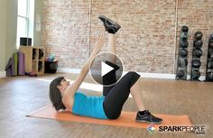 Bootcamp: 9-Minute Core Workout with Dumbbells Video