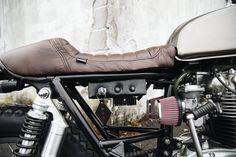Yamaha xs 650 - 1980