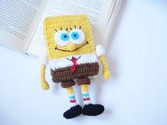 Amigurumi Doraemon Free Pattern : Amigurumi spongebob pattern spongebob amigurumi and crochet