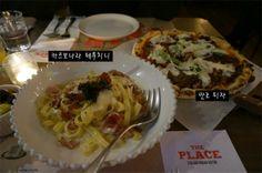 Gwanghwamun- 오픈 키친이 매력적인 THE PLACE (더 플레이스) & December Musical