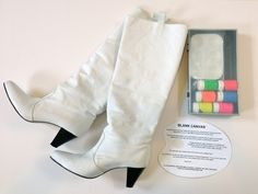 "Olivia Morris ""Blank Canvas"" Boots"