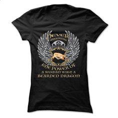 Never underestimate - Woman - BEARDED DRAGON - #tees #custom sweatshirt. BUY NOW => https://www.sunfrog.com/Automotive/Never-underestimate--Woman--BEARDED-DRAGON-mbgttmzrab-Ladies.html?id=60505