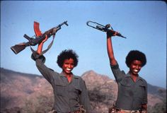 Women's day! Eritrean women fought hard for their rights and the rights of all Eritrean citizens.