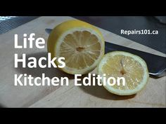 Ten ++ tips and tricks, chef's secrets and time & money-saving shortcuts you can use in the kitchen! Dig in!