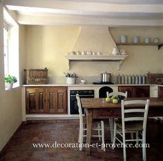 D Coration D 39 Int Rieur Cuisine Contemporaine Tr S Color E Violette Purple Bois Naturel Plan
