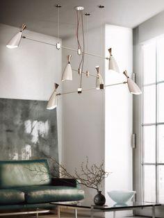 #archiproducts #lamps #suspensionlamps #vintage #vintagelamps www.delightfull.eu