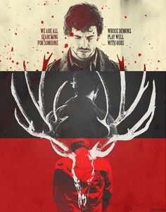 """we are all searching for someone whose demons play well with ours. Hannibal Tv Series, Nbc Hannibal, Hannibal Lecter, Hannibal Quotes, Will Graham Hannibal, Sir Anthony Hopkins, Psychological Horror, Movie Poster Art, Tv Show Quotes"