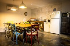The inspiring kitchen in our co-working space The Creative Fringe in Penrith NSW Www.thecreativefringe.com.au