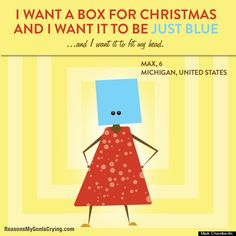 christmas list -- these are fantastic!