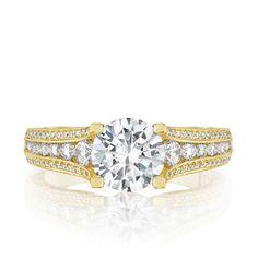 Tacori - Gold. $6,996.