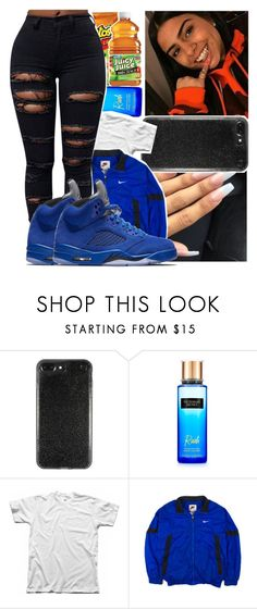 """"""""""" by theyknowniyaaa ❤ liked on Polyvore featuring Victoria's Secret"""