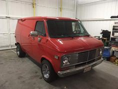 Chevy Vans, Day Van, 70's Style, Custom Vans, Big Trucks, Chevrolet, 1970s, Ford, Culture