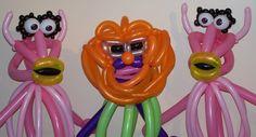 Muppet Balloon Art!!!