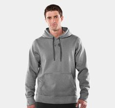 Men's Team Charged Cotton® Storm Hoody