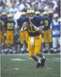Tom Brady Michigan Wolverines Football